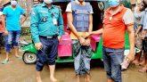 টুকেরবাজার হায়দরপুরে প্রবাসী হত্যা মামলার প্রধান আসামী গ্রেফতার
