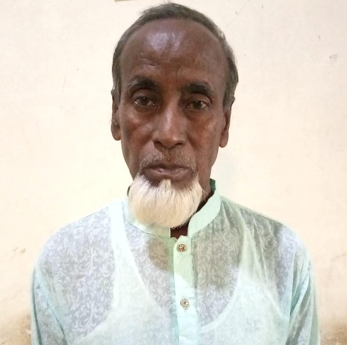 শালিস ব্যক্তিত্ব আছান আলী নানু'র  ইন্তেকাল ॥  দাফন সম্পন্ন