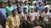 রাজাগঞ্জ ইউপি নির্বাচন সাংবাদিক আলী আকবরের  প্রচারনা-গণসংযোগ তুঙ্গে